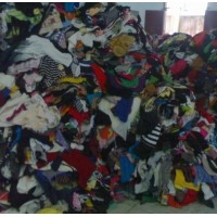 出售出口的旧衣服