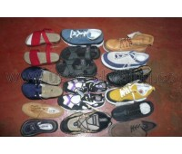 Used men shoes export