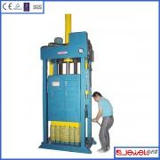 专业生产二手服装液压打包机 20年生产经验(30-150T)