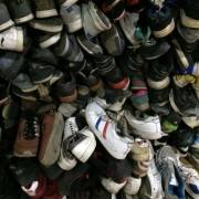 布头 鞋子