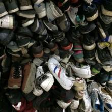 大量求购夏季二手鞋子统货