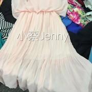 专业长期大量出口二手夏季旧衣服丝质连衣裙