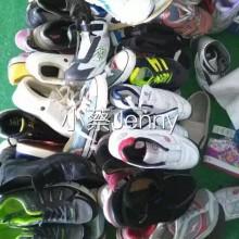 温州工厂长期大量回收用于出口的旧鞋子/二手鞋子