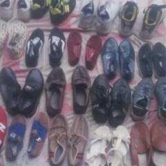 大批量供应二手鞋