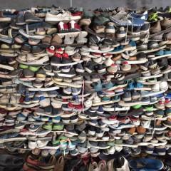 广州工厂专业出口二手鞋子