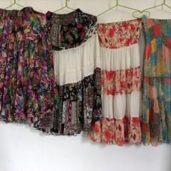 广州工厂专业出口二手连衣裙