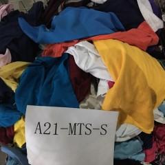 广州工厂专业出口二手男生短袖T恤