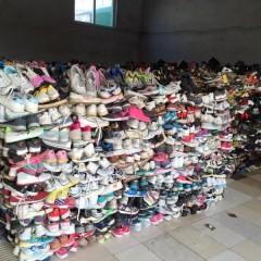 广州工厂专业出口二手运动鞋