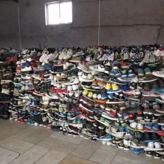 常年采购二手鞋子