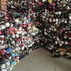 供应出口旧鞋