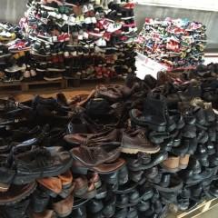 长期供应出口鞋