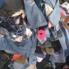 长期提供旧衣物..稳定   量大