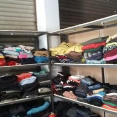 长期供应旧衣服与过时新衣服、鞋子