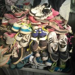 北京工厂长期出口二手旧鞋子a货到非洲