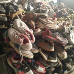 北京工厂长期出口二手旧鞋子ab货到非洲