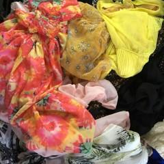 长期供应旧衣服、旧夏装、旧鞋、旧毛衣、开花料