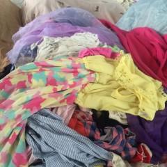 广州工厂出口旧衣服a货到非洲马达加斯加