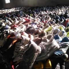 泉州工厂长期供应优质二手鞋