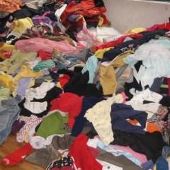 长期供应旧衣统货