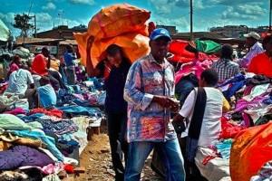 旧衣服出口之非洲市场篇-带您了解真实的非洲