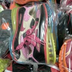 广东东莞工厂长期出口优质二手旧鞋子