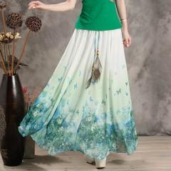 全新杂款沙料雪纺蕾丝半身裙