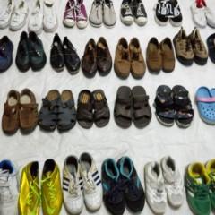 中山工厂各式高质量的二手鞋子来袭