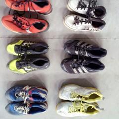 广州出口优质二手运动鞋
