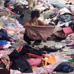 每月旧衣服现货100吨