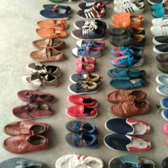 二手鞋子出口