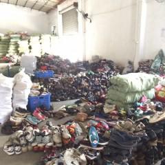 出口非洲B货鞋子