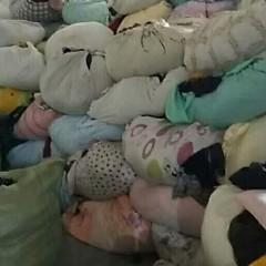 旧的夏装、冬装、毛衣、白布、擦机布、鞋子包包、牛仔布娃娃