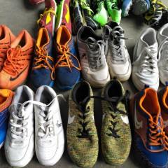出口非洲男士运动鞋