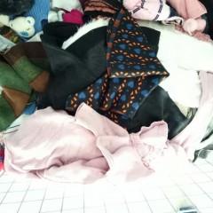 旧衣服开花料,毛线衣