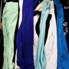 弹力小脚裤,牛仔裤,丝短裙