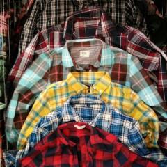 广州市万义新科技有限公司出口精品夏装--格子衬衣