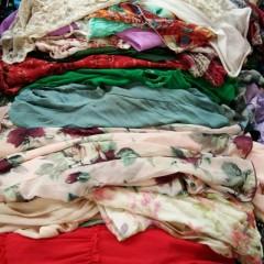 广州市万义新科技有限公司出口精品夏装--纱料上衣