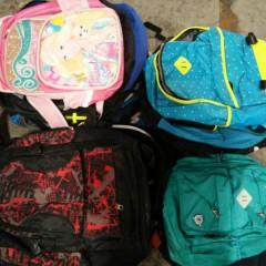 广州市万义新科技有限公司出口精品皮包--背包、双肩包
