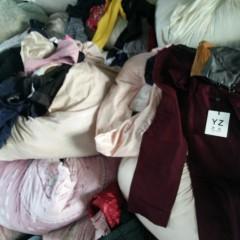 旧衣服统货