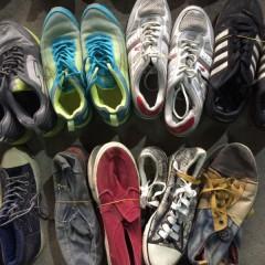 长期采购珠三角二手鞋子,库存鞋