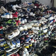 长期批发供应旧鞋子