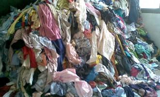 废旧衣服回收的利润是多少?