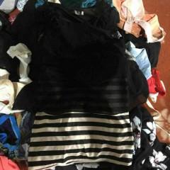 长期销售旧衣服夏装,羽绒服,羊毛,大白