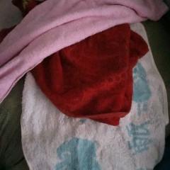 杂色毛巾 床单 棉蚊帐