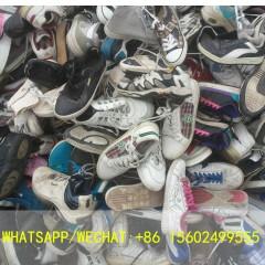 广州旧鞋子二手鞋子出口非洲东南亚菲律宾a货量大男鞋女鞋拖鞋