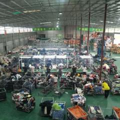 中山工厂长期出口二手衣服鞋子包包到非洲,东南亚以及中东市场