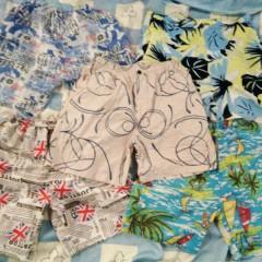 广州市万义新科技有限公司出口精品夏装--沙滩裤