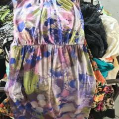广州旧衣服夏装连衣裙出口非洲