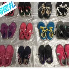 广州老牌旧衣服工厂 长期出非洲 优质质量二手鞋子