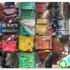 广州老牌旧衣服工厂 长期出非洲 质量稳定包包